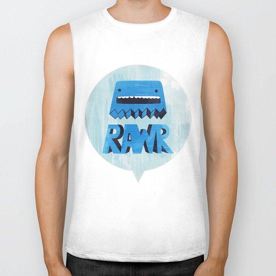 Rawr Returns! Biker Tank