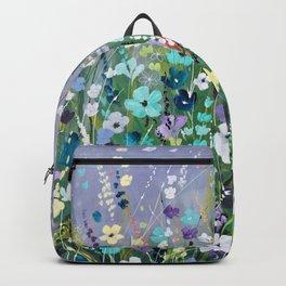 Field of Flowers 2. Backpack