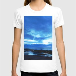 Arm from Above Plays with the Sunset T-shirt