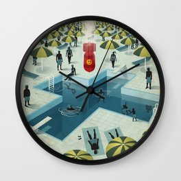 X is not always the target Wall Clock
