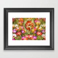 Spring Pleasure Framed Art Print