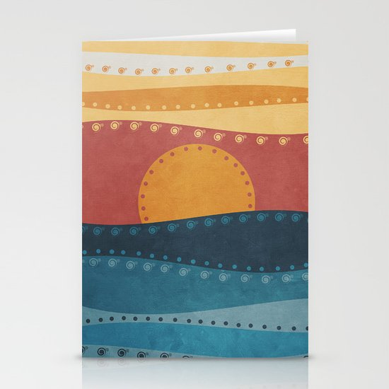 Textures/Abstract 47 Stationery Cards