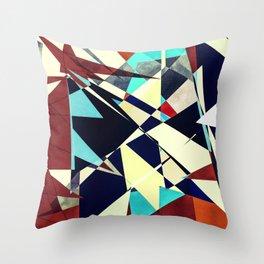 Quantum Checkers Throw Pillow