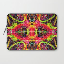 Psychedelic Laptop Sleeve