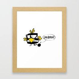 Jailbirdie Framed Art Print