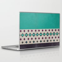 country Laptop & iPad Skins featuring country by spinL