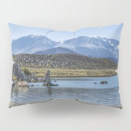 Mono Lake Tufa, No. 6 Pillow Sham