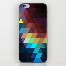 color story - spectrum iPhone & iPod Skin
