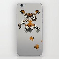 The Tiger iPhone & iPod Skin