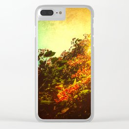 The Wake Up Clear iPhone Case