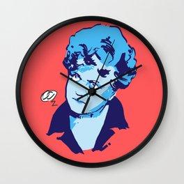 Jessica Fletcher Wall Clock