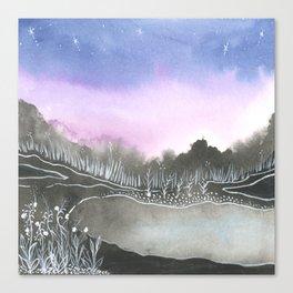 November Dream Canvas Print