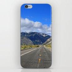 Fredericksburg, CA iPhone & iPod Skin