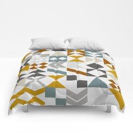 Mid West Geometric 05 Comforters