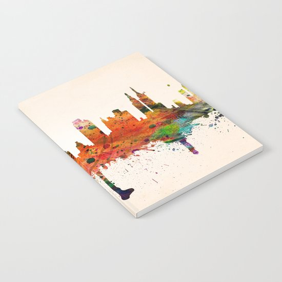 YORK, NEW YORK Notebook