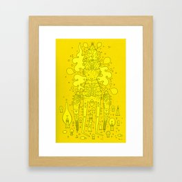 funnelz Framed Art Print