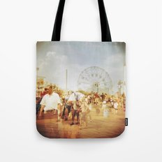 Coney Island #2 Tote Bag