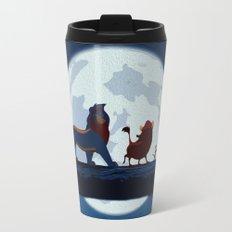 Lion King Stylish Painting Travel Mug