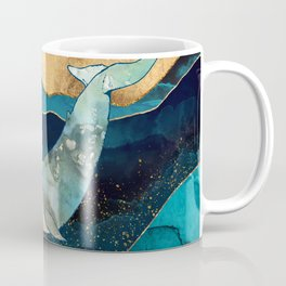 Blue Whale Coffee Mug
