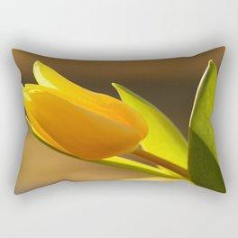 Spring Tulip Rectangular Pillow