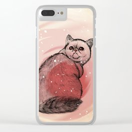 I Can Taste Eternity! Clear iPhone Case