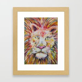 HIS IS THE GLORY Framed Art Print