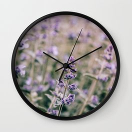 I'll Let You In My Dreams Wall Clock