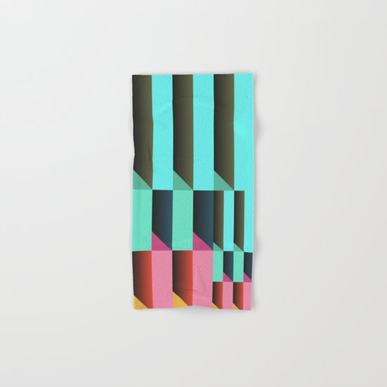 Geometric#26 Hand & Bath Towel