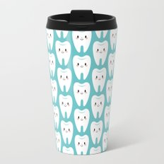 Happy teeth Travel Mug
