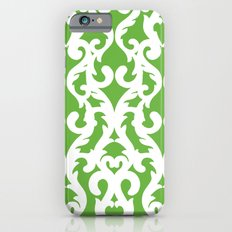 Modern Baroque Green iPhone 6s Slim Case