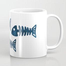Fish Skeleton Coffee Mug
