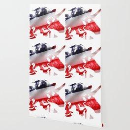 Unicorn of America Wallpaper