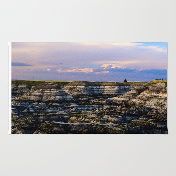 Horseshoe Canyon - Alberta Rug