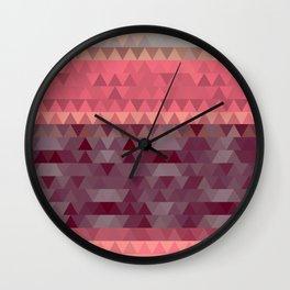 A Cute Angle Wall Clock