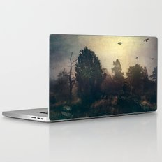 Home is where the fog is Laptop & iPad Skin