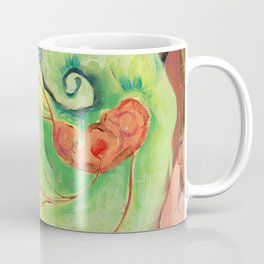 Fetal Female Coffee Mug