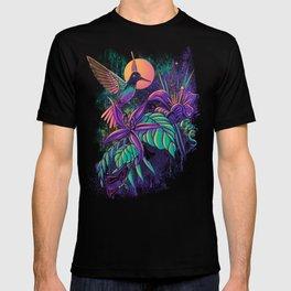 Purple Garden T-shirt