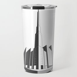 City Block Perspective Travel Mug