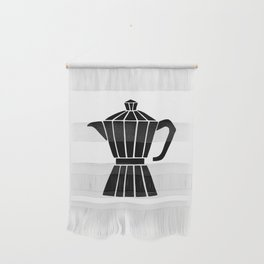 Moka Pot Wall Hanging