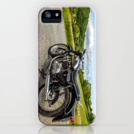 The Long Walk iPhone Case