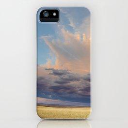 Sky Splash iPhone Case