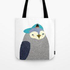 Penguin Dude, penguin art, penguin illustration, penguin, penguin print, Tote Bag