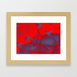 Silver Mountain No.1 Framed Art Print