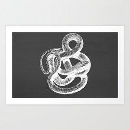 First Move Art Print