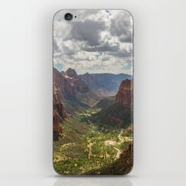 Angels Landing iPhone Skin