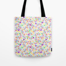 Ditsy Candy Tote Bag