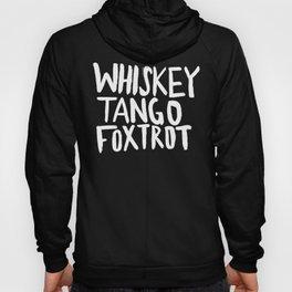 Whiskey Tango Foxtrot x WTF Hoody