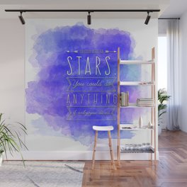 Rattle The Stars Wall Mural