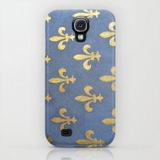 Fleur de Lis Slim Case Galaxy S4