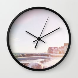 Connecticut Coast - Greenwich Wall Clock
